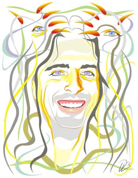 Alice Cooper - Art Print