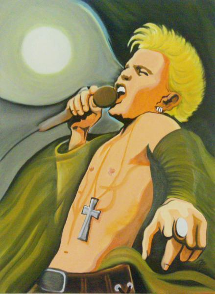 Billy Idol - Rebel Yell 2007